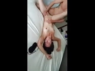 Slow cheating leads to noisy moaning ejaculation