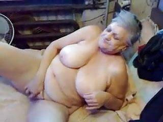 Russian grannie