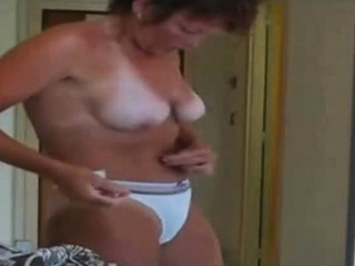 Love my nice fur covered mother completely naked. Covert web cam