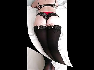 Incredible bootie ! Red-hot gigantic obese milky
