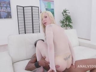 Barbie Meets ?�?2 big black cock ass Destroyers urinate guzzle