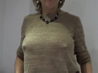Cuckold brit mummy gill ellis shows her monster mounds