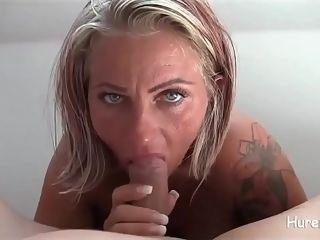 Unglaublicher oral pleasure einer geilen Hure aus www.HurenX.com