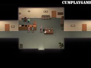 Treasure of Nadia Part 29 Jessica hj - Cumplay Games