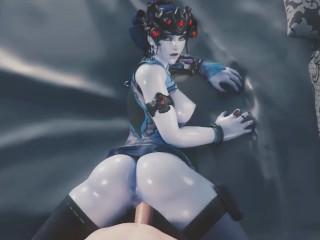 WIDOWMAKER porno - finest 3 dimensional ANIMATIONS 2021 W/SOUND