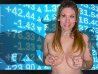 Topless Stock Tips -- GEVO Stock-- Stocks with WildRiena -- cupcakes -- Ep.four