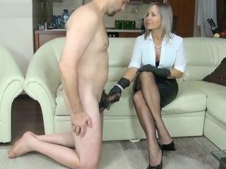 Female dominance hj