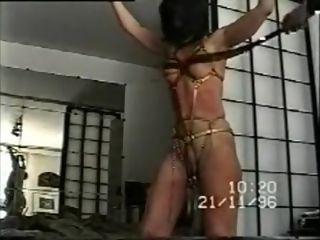 Greatest homemade puffies, bondage & discipline hook-up vignette