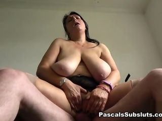 Sabrina Jade in The bust She Didn't Think She Had Her - PascalsSubSluts