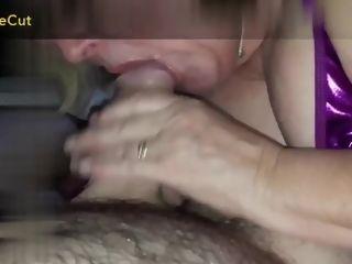 Mega desire suck off