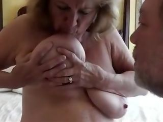 Impressive Homemade vid with plumper, grandmothers sequences