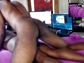 Thot in Texas - bouncy donk, great vagina, prompt fetish mask episode