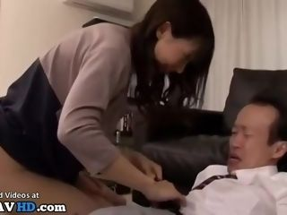Stocking wifey boinked By spouse - chinese pornography