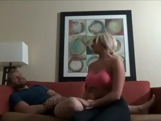 Olivia Fox moms rubdown