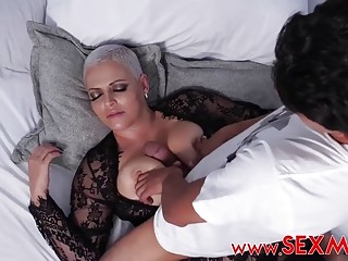Sexmex Dasha Surprise Visit From Her son-in-law