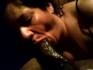 Taylor Lynn of age broad in the beam knocker interracial