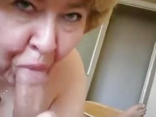 Grandma Head #35 enormous older Norwegian fuckslut & junior Swedish fellow
