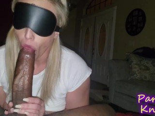 Blinded And astonished With Monster big black cock