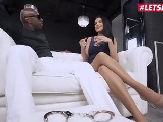 Ania Kinski ginormous boobs grind cougar gonzo multiracial anal invasion tearing up