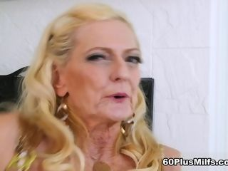 The highly titillating Life Of 68-Year-Old Layla Rose - Layla Rose - 60PlusMilfs