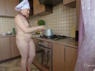 Oxana bashful - Oxanas Culinary showcase. Dumplings And Coffee With juice - Teaser