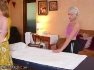 """AllGirlMassage She paws Her scorching step-mother Only To lick Her Pussy"""