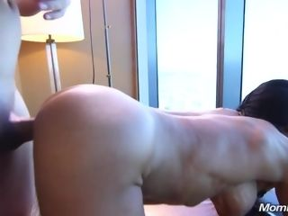 Sporty muscle mother Erica pov hard-core