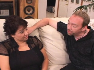 Ample titties Latina wifey boned by filthy D