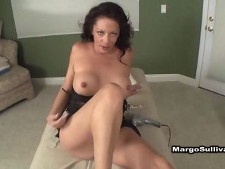 Harsh GILF point of view intercourse
