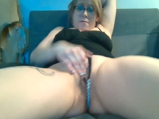 Teaser with thong n air hookup