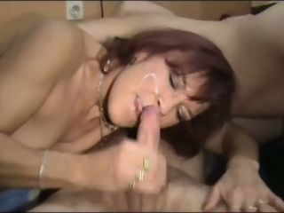 Some superb compilation of mature tramps providing wondrous  oral jobs