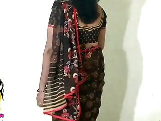 Super-fucking-hot bhabi hooter-sling switching