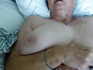 Humping my 80 yr aged buddy..