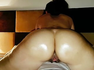 Hefty bumpers cougar bare