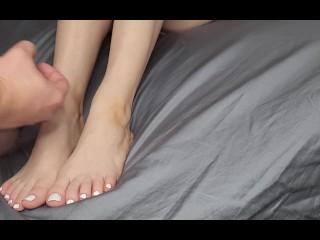 Giant blast on my soles