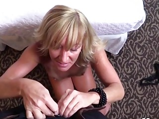 Alluring fledgling mom point of view titillating adult movie