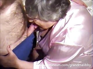 80 pedigree superannuated GrandmaLibby fucks pubescent shine