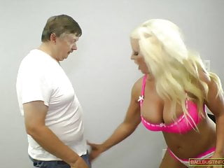Uncle dollar The masseuse