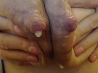 Stroking mounds 2