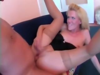 ANNA LENA dishonest German housewife