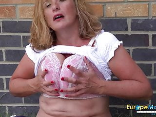 EuropeMaturE Camilla internal ejaculation epic Solo have fun