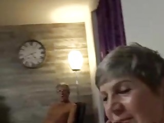 Brief haired mature is having an fucky-fucky in her home and lovin?�� every single 2nd of it