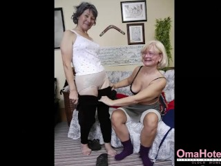 Omasuper-hoteL Compilation of super-hot psuper-hotos of grandmas