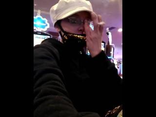 Smoking bi-atch gambling