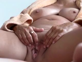 Exotic Homemade pinch with grandmothers, puffies vignettes