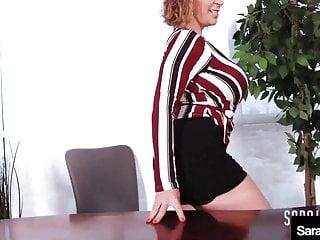 Sexual Misbehaving manager Sara Jay ravages worker Dane Arcadia