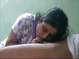 Tamil aunty sucky-sucky