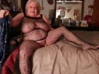 Mind-blowing first-timer grandmothers, thick congenital mounds hardcore vid