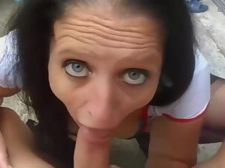 French cougar blow