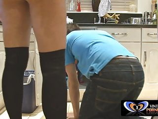 Hubby Not Home: brit cougar and Plumber